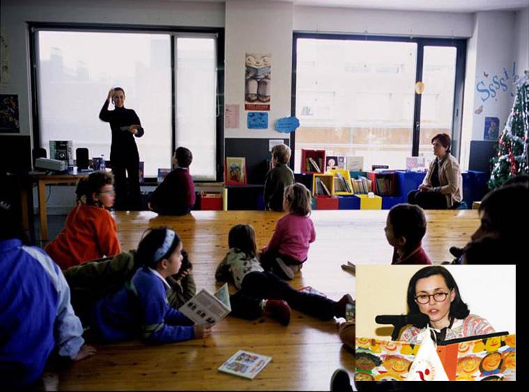 08 2006 Bibliotecas, Librerías y Colegios