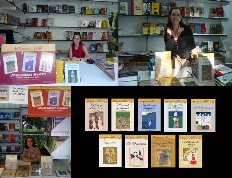 2008 2010 CuO-Ciudadela en la Feria del Libro